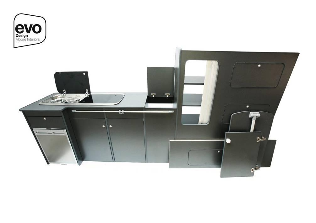 Vw T5 Long Wheel Base Furniture Kitchen